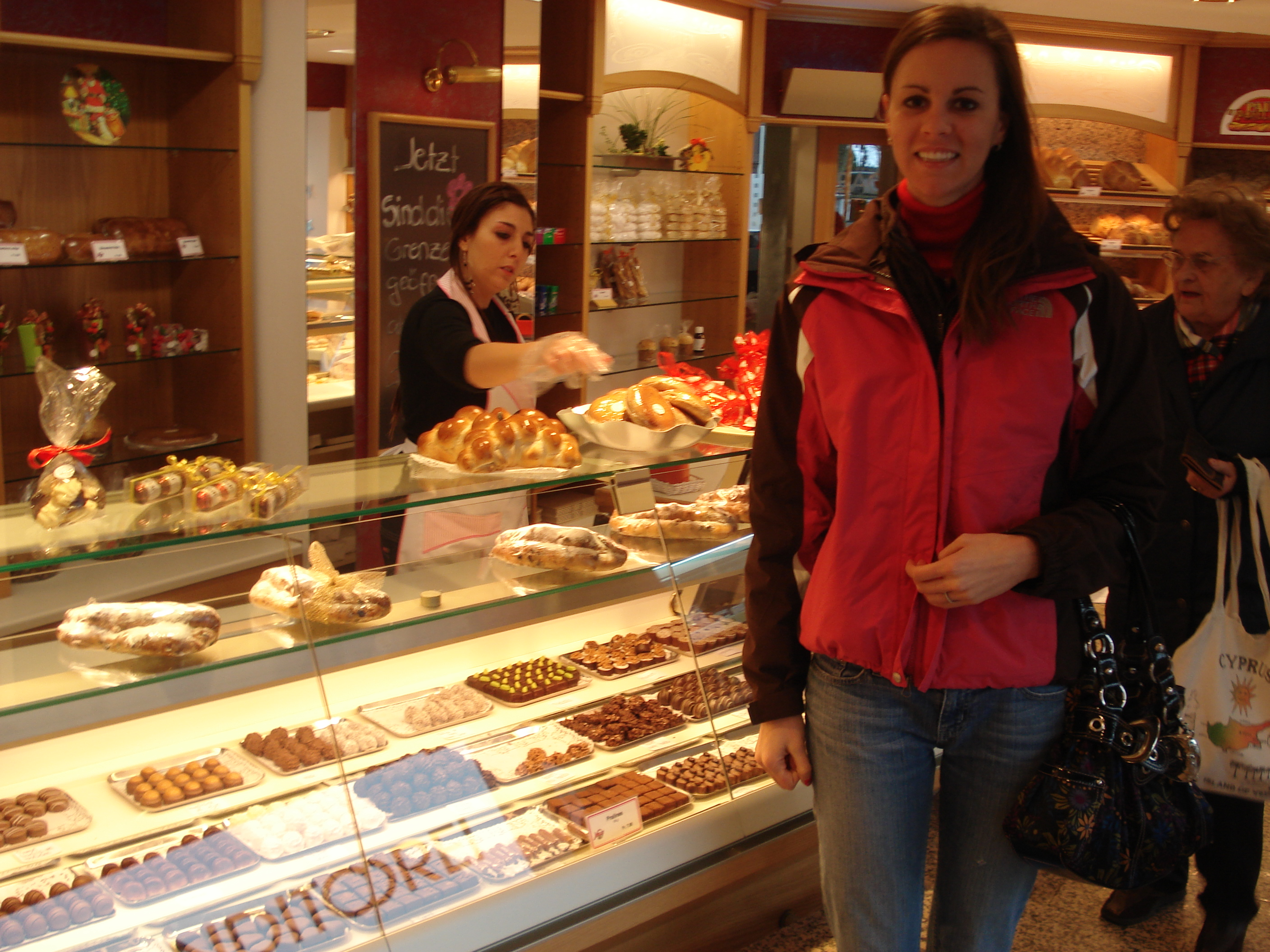 A Taste Of Switzerland At The Bakery