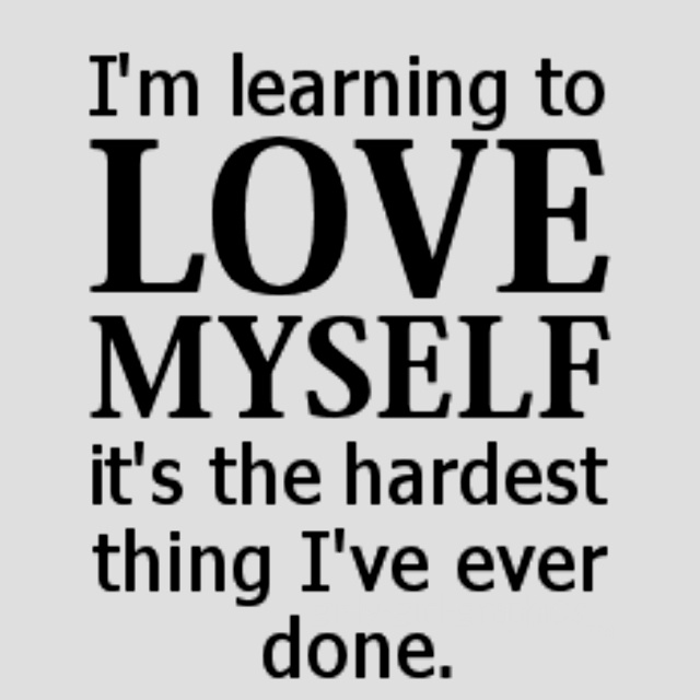 Quotes About Loving Yourself Best 10 Ways To Love Yourself