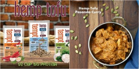 hemp-tofu