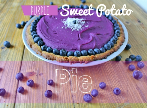 Purplesweetpotatopie